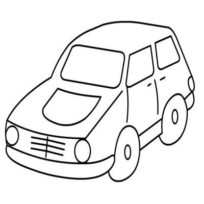 Etwas Neues genug Auto zeichnen lernen schritt für schritt tutorial - Zeichnen @JQ_13