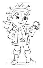 jake und die nimmerland piraten - jake zeichnen lernen schritt für schritt tutorial - zeichnen