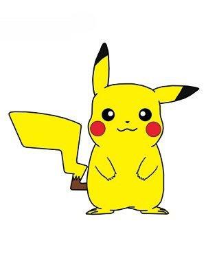 Pokemon Pikachu Zeichnen Lernen Schritt Für Schritt Tutorial