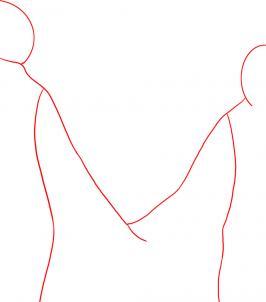 Liebespaar Zeichnen Lernen Schritt Fur Schritt Tutorial Zeichnen
