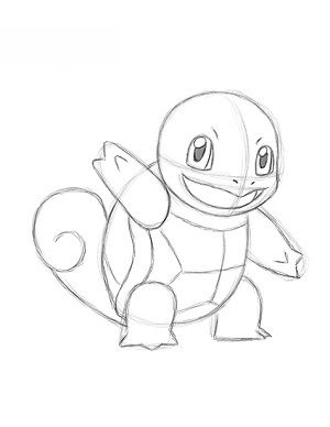 Pikachu Zeichnen Anleitung