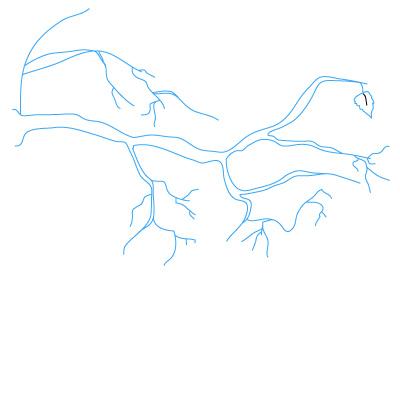 ast mit bl ttern zeichnen lernen schritt f r schritt tutorial zeichnen leicht gemacht. Black Bedroom Furniture Sets. Home Design Ideas