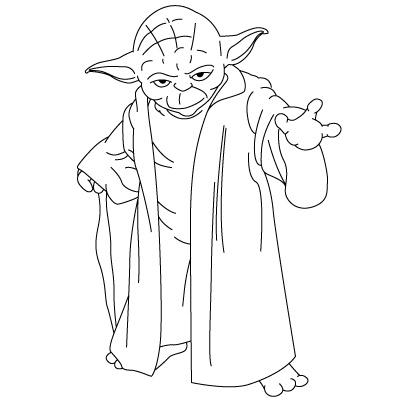 Yoda Zeichnen Lernen Schritt F 252 R Schritt Tutorial