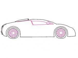 2017 Buick Grand National >> Bugatti Veyron zeichnen lernen schritt für schritt ...