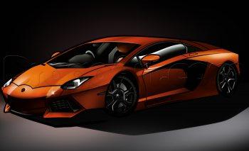 Lamborghini Aventador Zeichnen Lernen Schritt F 252 R Schritt