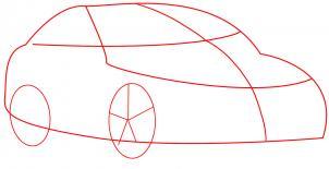 Mercedes Benz Zeichnen Lernen Schritt Fur Schritt Tutorial