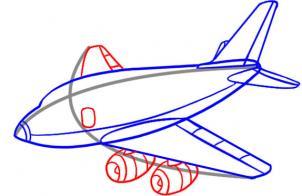 jagdflugzeug einfach zeichnen, flugzeug 3 zeichnen lernen schritt für schritt tutorial - zeichnen, Design ideen