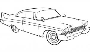 Oldtimer Automobil