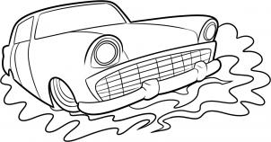 2017 Buick Grand National >> Oldtimer-Automobil 3 zeichnen lernen schritt für schritt ...
