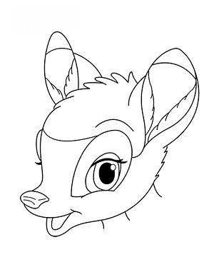 Bambi Zeichnen Lernen Schritt Fur Schritt Tutorial Zeichnen Leicht