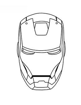 38 PDF HOW TO DRAW IRON MAN MARK 50 EASY PRINTABLE ...