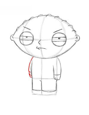 Family Guy Zeichnen