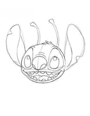 Lilo Und Stitch Lilo Zeichnen Lernen Schritt Für Schritt Tutorial