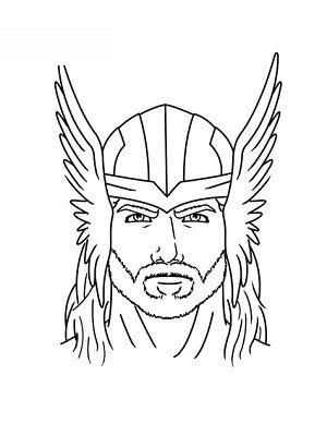 Thor Zeichnen Lernen Schritt F 252 R Schritt Tutorial