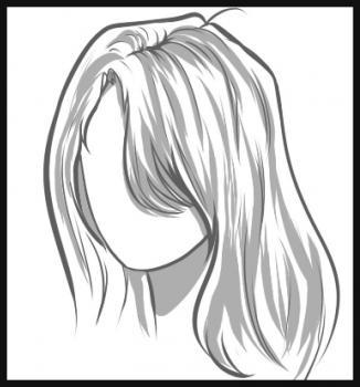Haare Frisuren Zeichnen Lernen Schritt Für Schritt