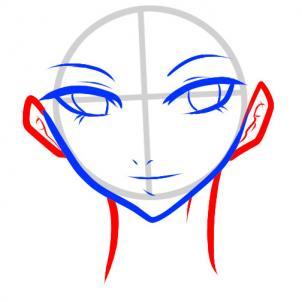 haare frisuren version 2 zeichnen lernen schritt für