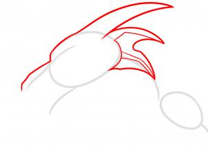 Drache Zeichnen Lernen Schritt Fur Schritt Tutorial Zeichnen